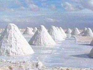 Холодные пустыни Азии